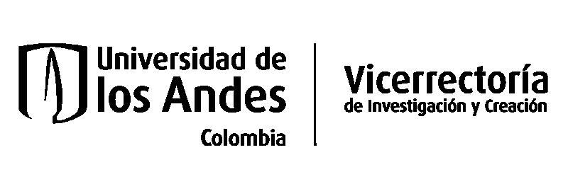 Universidad de los Andes - Vicerrectoría de Investigación y Creación logo